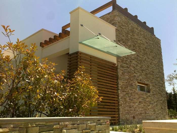 Case legno moderne