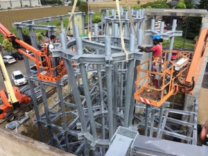 Stabilimento industriale Castelfidardo