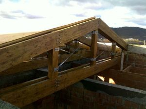 Strutture legno nelle Marche