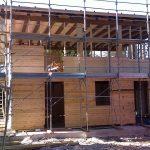 Ricostruzione case dopo terremoto