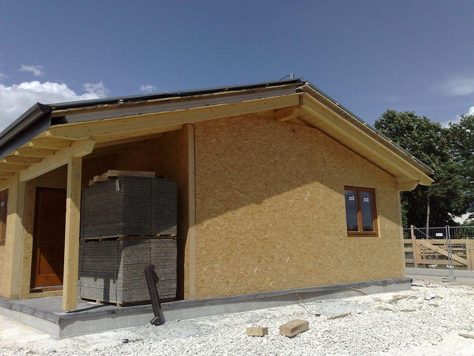 Case legno Marche