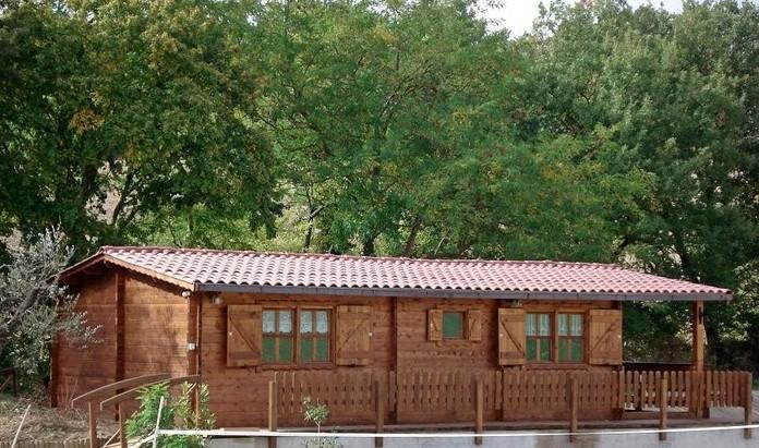 case in legno per terremotati