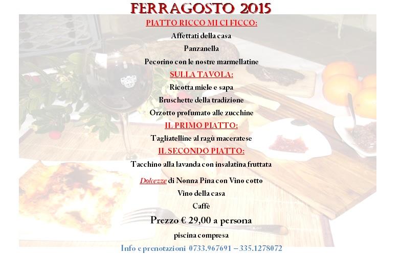 Ferargosto 2015