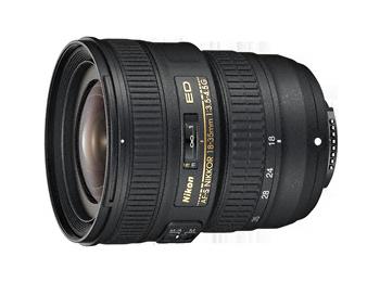 AF-S NIKKOR 18–35mm f/3.5–4.5G EDNovità