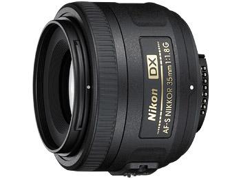 AF-S DX NIKKOR 35mm f/1.8G