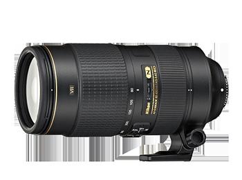 AF-S NIKKOR 80–400mm f/4.5-5.6G ED VRNovità