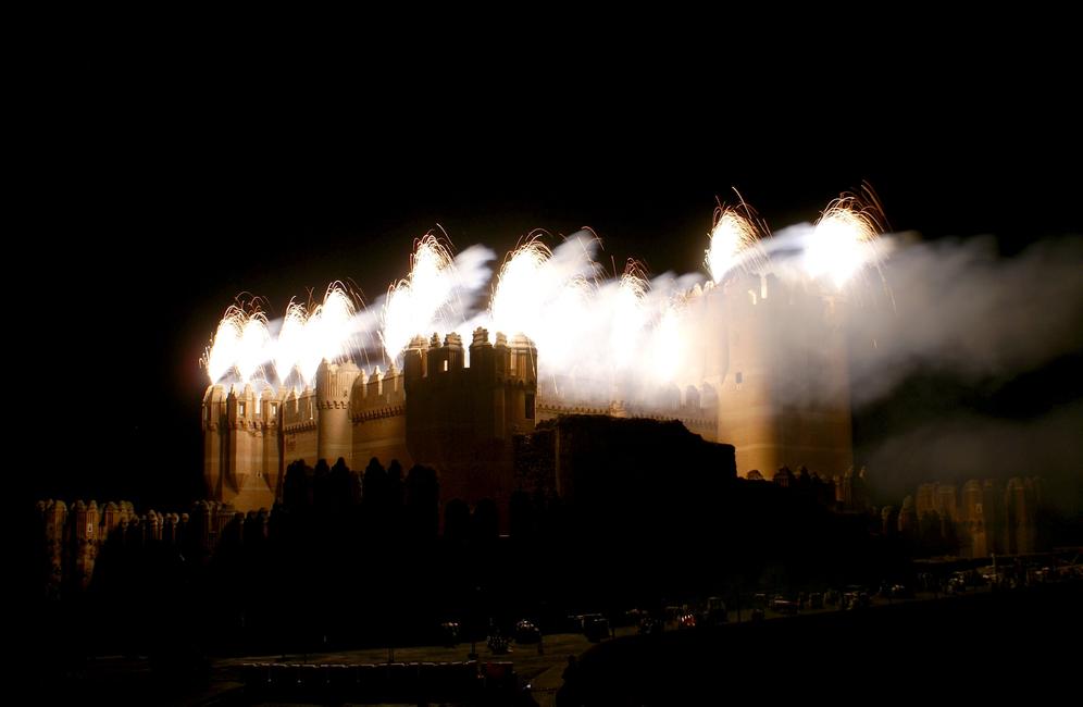Castillo_de_Coca_Segovia_Pirotecnia_Vulcano