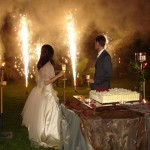 Fuochi d'artificio Matrimoni