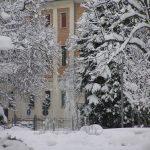 Macerata - paesaggio sotto la neve