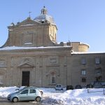 Macerata - la chiesa delle delle Vergini