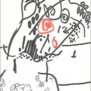 tecnica mista su carta cm. 16,8 x 11