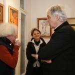 Rita, Valeriano e Mons. Menichelli