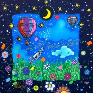 Marzo, nel vento gioco con il sogno