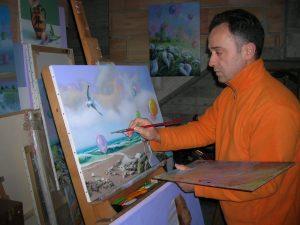 Bozzi, foto artista