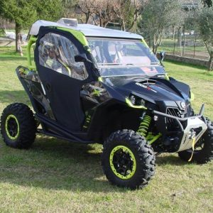 Quad Can Am Maverick 1000 Turbo