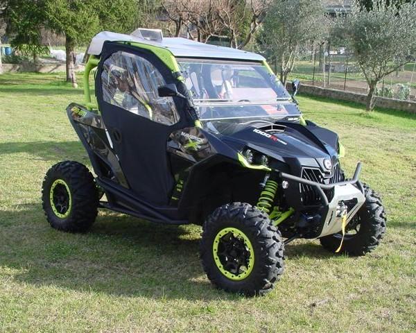 Quad Can Am Maverick 1000 Turbo