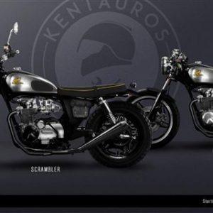 Progetti realizzati da base Honda CB 650