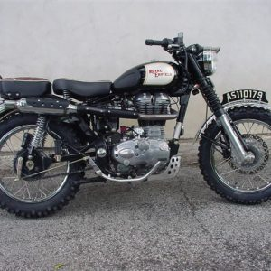 Progetti realizzati su base Royal Enfield Bullet 500cc