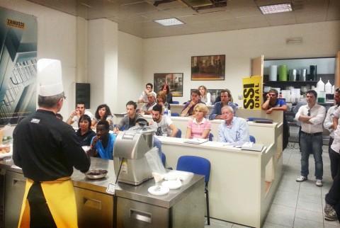 """Corso """"Aperitivo Time"""" organizzato da ZANUSSI il 2 Ottobre 2012"""