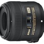 AF-S DX Micro NIKKOR 40 mm f/2.8G