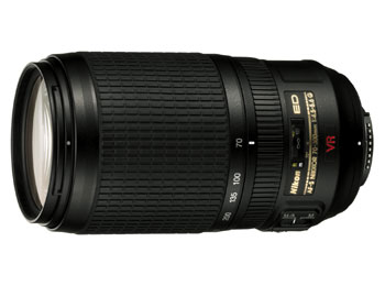 70-300mm f/4.5-5.6G AF-S VR NIKKOR