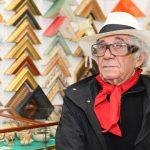 Sirio, gradita presenza all'inaugurazione della personale del Maestro Tino Stefanoni, sabato 15 maggio 2010