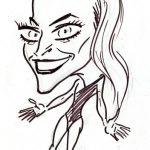 Virgì, Dorella - disegno su carta cm. 20x15