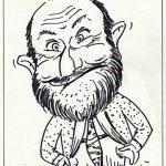 Virgì - Enrico Beruschi, disegno su carta cm. 30x20