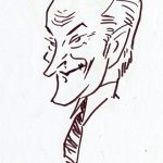 Virgì, Giuseppe Venturi - disegno su carta cm. 20x15