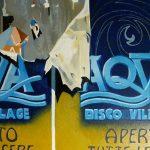 Magri Tilli Paolo , Aqua, 1995 - tecnica mista su tavola cm. 90x71
