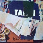 Magri Tilli Paolo - LEGGENDA, 1997 - tecnica mista su tavola cm. 62X85