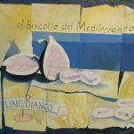 Magri Tilli Paolo, Mulino Bianco, 1995 - tecnica mista su tavola cm. 65x90