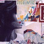 Magri Tilli Paolo - RITRATTO ITALIANO, 1994 - tecnica mista su tavola cm. 55X85