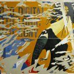Magri Tilli Paolo - Tutto Sony,, tecnica mista su tavola cm. 65x85