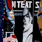Magri Tilli Paolo - ASSOCIAZIONE GIUSTI, 1999 tecnica mista su tavola cm. 86X62