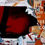 Magri Tilli Paolo - CIVITA VIDEO, 1998 - tecnica mista su tavola cm. 70X90
