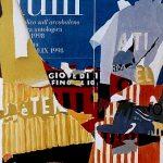 Magri Tilli Paolo - TULLI, 1998 - tecnica mista su tavola cm. 80X60