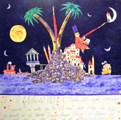 L'isola dei sogni ritrovati, 1998