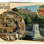 Margotti, Macerata - Cartolina illustrata