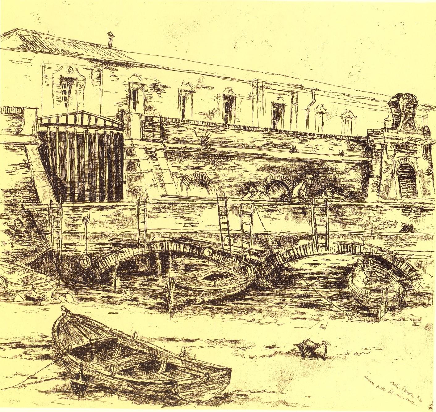 Ancona Lazzaretto del Vanvitelli