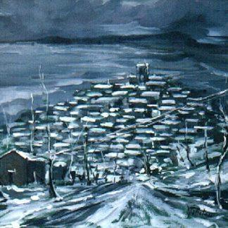 Massetani - la nevicata, 1971
