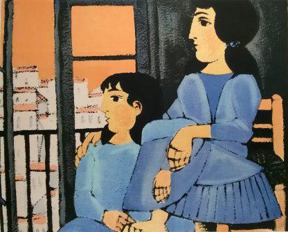 ragazze alla finestra