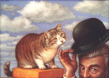 Bonjour monsieur Magritte