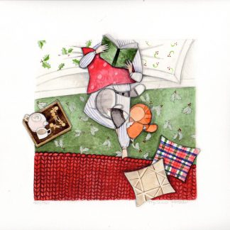 - Digital Fine Art Print Epson - su carta 100% cotone - Retouchè cm. 30x30