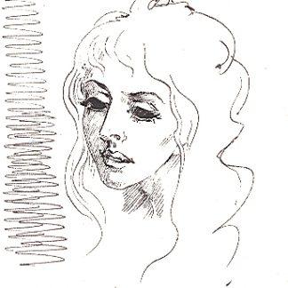 Spoltore, Figura 3 - disegno su carta cm. 17,7x12,7