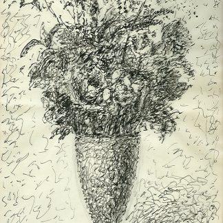 Speranza Francesco, disegno originale su carta cm. 22x16