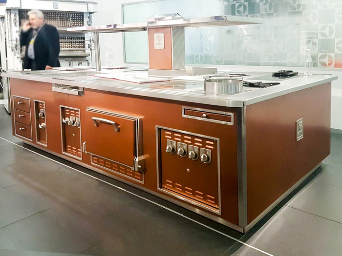Cucina Molteni Electrolux
