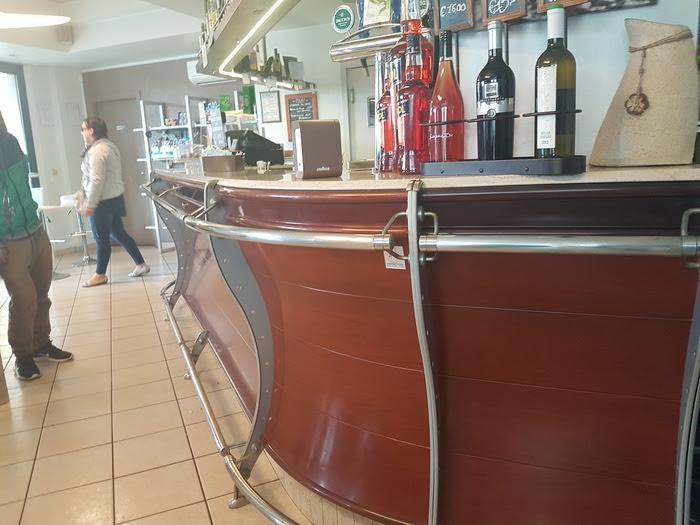 Vendita banco bar usato for Banconi bar usati roma